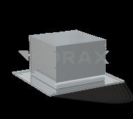 Потолочно-проходной узел составной квадрат